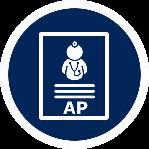 standardisiertes Arztprofil