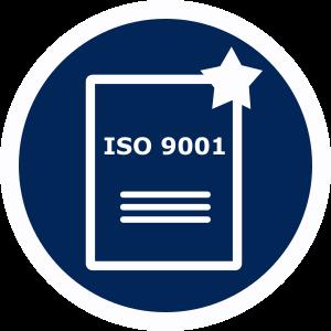 DIN 9001 zertifiziert