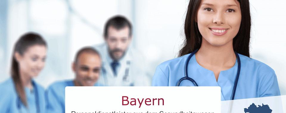 Personaldienstleister Bayern